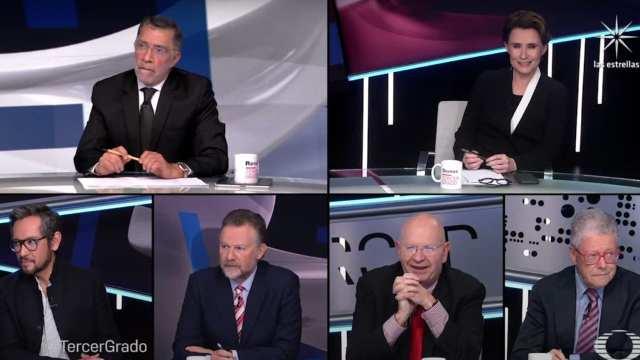 Video: Tercer Informe de Gobierno de AMLO, en Tercer Grado