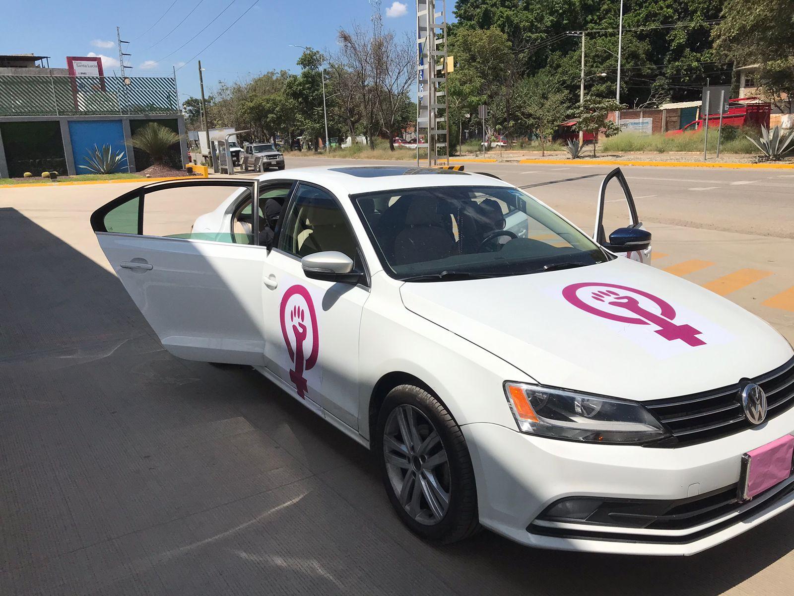 Activan 'Patrulla feminista' que evidencia a padres deudores de pensión alimenticia en Oaxaca