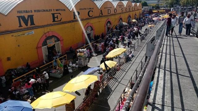 Activistas exigen prohibir la venta ilegal de animales en el Mercado de Sonora