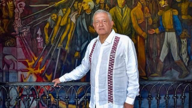 AMLO presenta plan de apoyo para Michoacán enfocado en seguridad