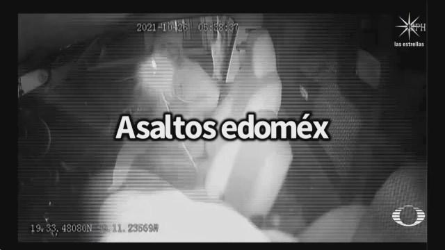asaltantes hieren a conductor de combi en tlalnepantla edomex