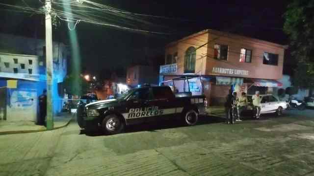 Asesinan a adolescente tras ataque armado en fiesta en Cuernavaca, Morelos.