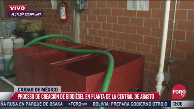 asi se transforma el aceite usado en biodiesel