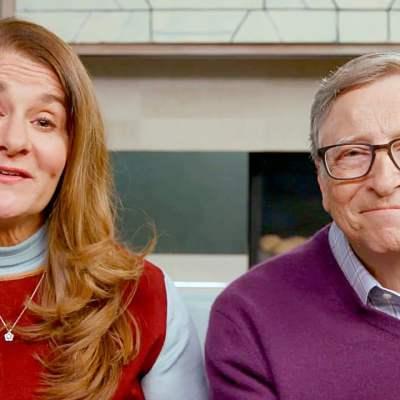 Bill y Melinda Gates se reencuentran para la boda de su hija