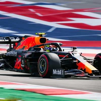 'Checo' Pérez termina como el más rápido en prácticas del Gran Premio de EEUU