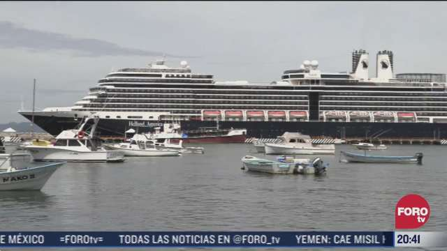 colima reactiva llegada de cruceros tras medidas covid
