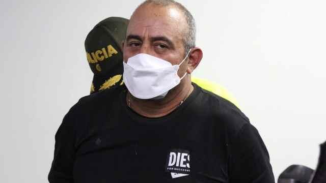 Colombia planea extraditar a EEUU a 'Otoniel'