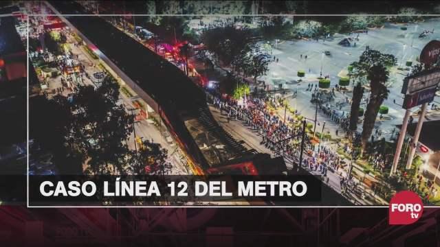 como se hace justicia para los damnificados de la linea 12 del metro