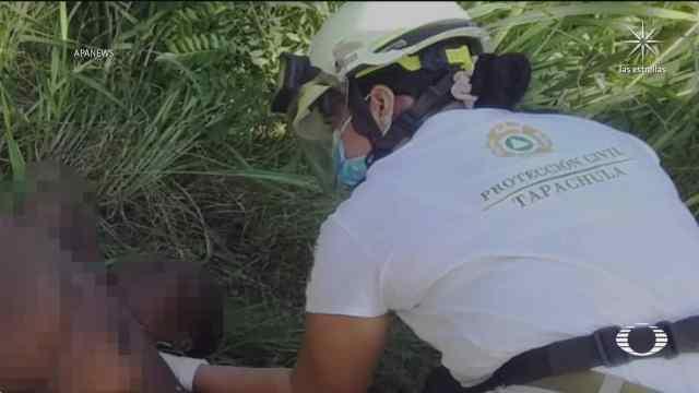 cuerpos de dos migrantes haitianas son hallados en suchiate chiapas
