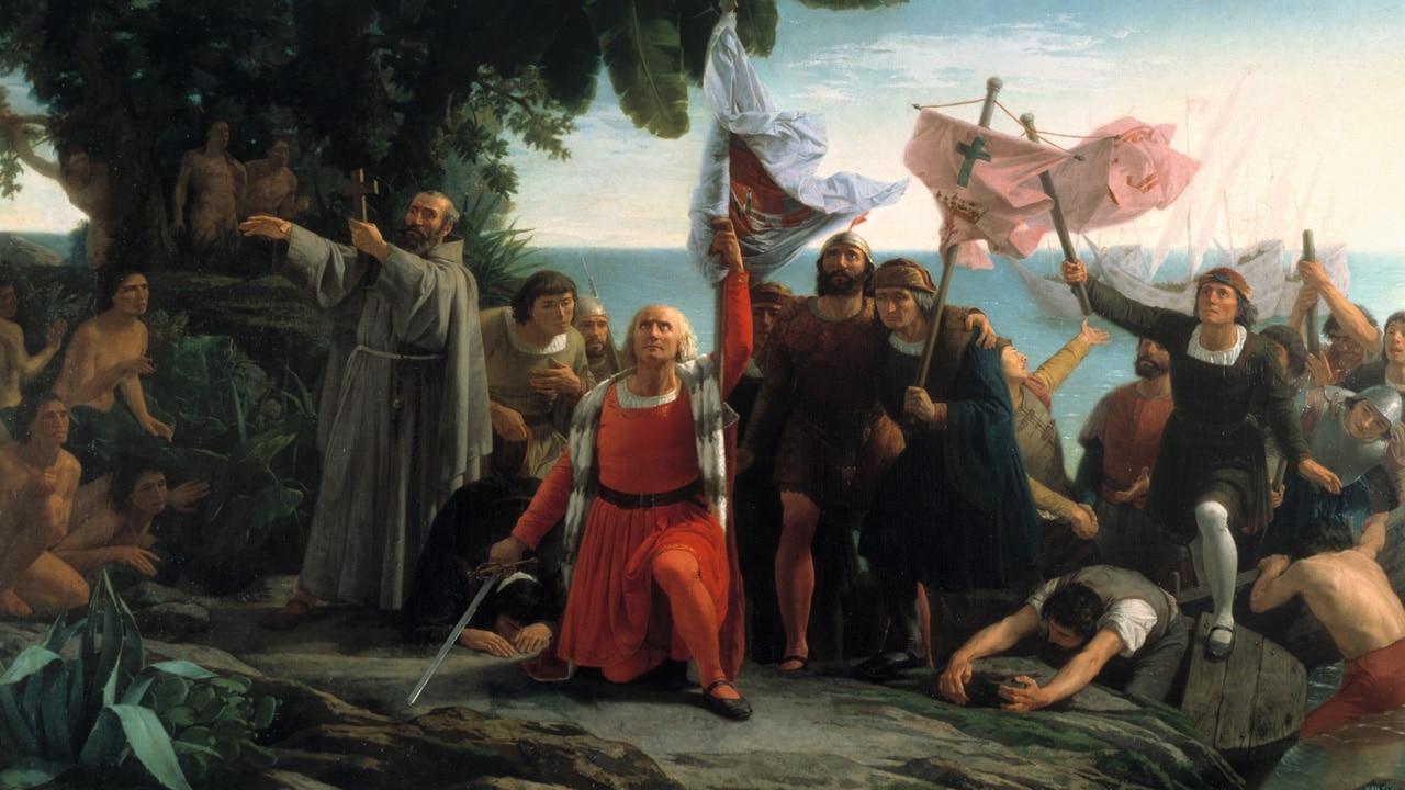 Descubrimiento de América Cristóbal Colón no fue el primero