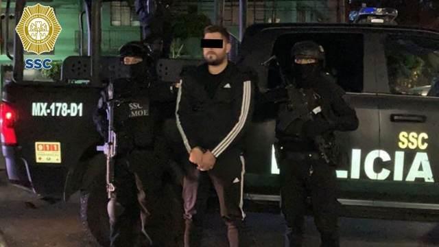 Autoridades capitalinas realizaron un operativo en una unidad habitacional ubicada en la colonia Peralvillo