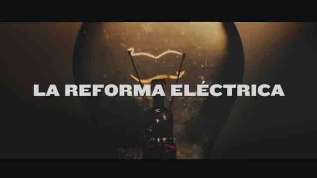 el pri y la reforma electrica