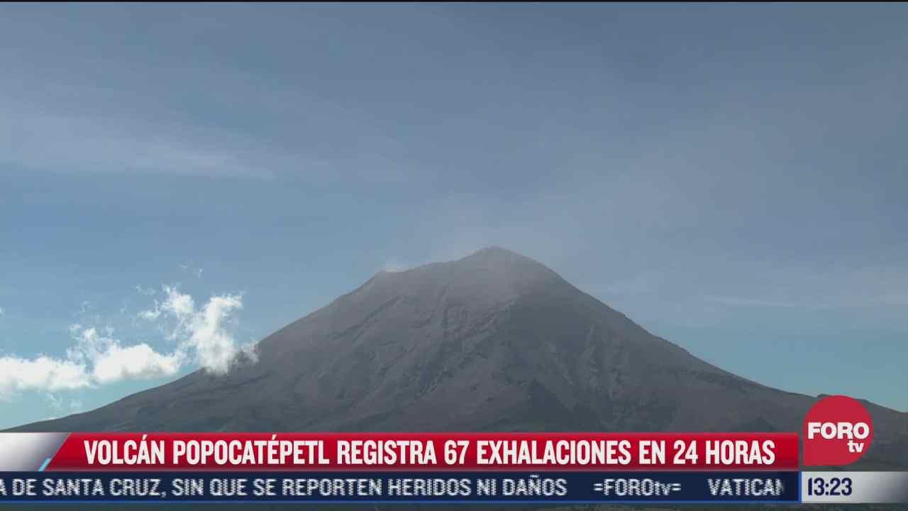 emiten alerta por caida de ceniza del volcan popocatepetl en 12 alcaldias de cdmx