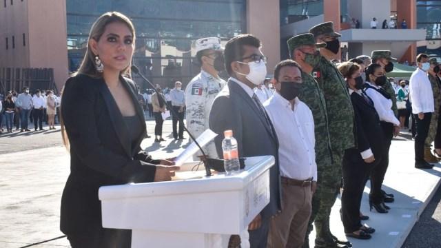 """""""Estamos totalmente en contra de la venta de niñas"""", afirma gobernadora de Guerrero, buscará apoyo internacional"""