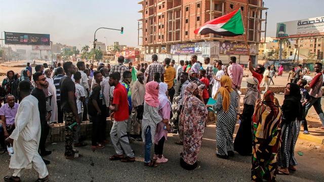 golpe de estado sudan