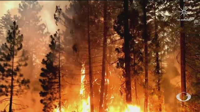 incendio en dixie crea su propio clima