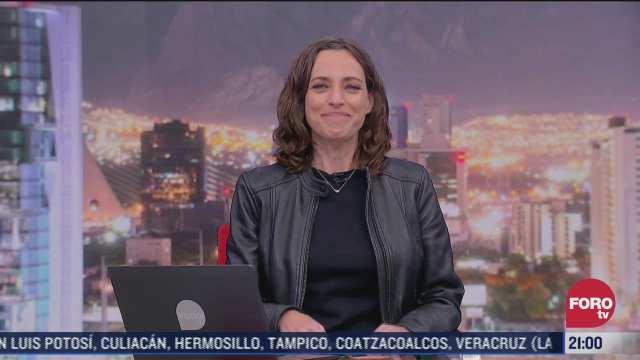 las noticias con ana francisca vega programa del 22 de octubre de