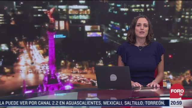 las noticias con ana francisca vega programa del 27 de octubre de