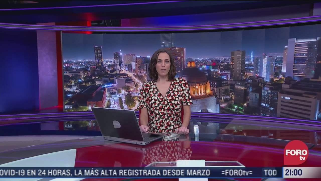las noticias con ana francisca vega programa del 6 de octubre de