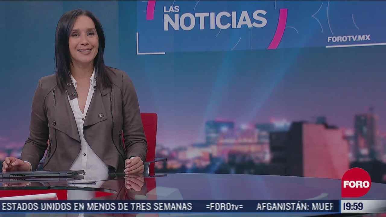 las noticias con karla iberia programa del 8 de octubre del
