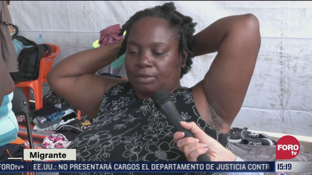 migrantes permanecen en albergue de coahuila