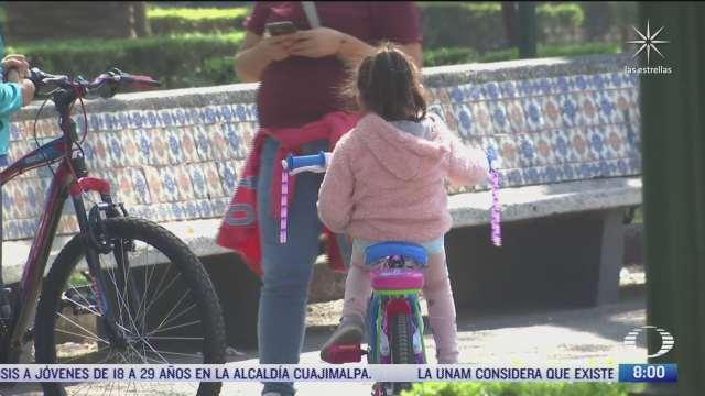 paola rojas entrevista a mari rouss villegas y karen eugenia ahued sobre los apoyos a madres jefas de familia