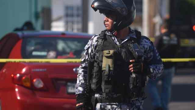 Policía de Veracruz (Cuartoscuro)