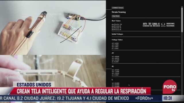 tecnologico de massachusetts crea fibras inteligentes que regulan la respiracion