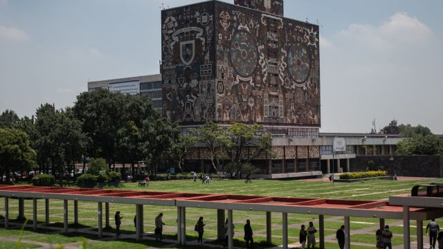Ciudad Universitaria de la UNAM (Cuartoscuro)