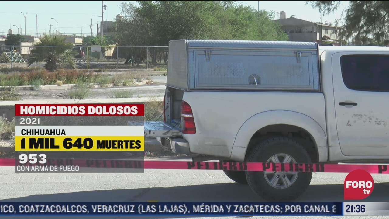 video esta es la radiografia de los cinco estados mas violentos de mexico