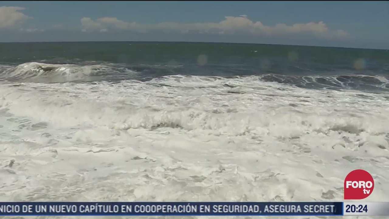 vigilan baja presion que podria convertirse en huracan y afectar colima