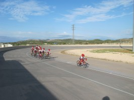 pista ciclisme municipal benicarlo