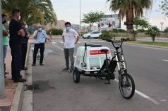 270620 tricicle elèctric hidronetejador