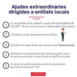 ajudes entitats locals alacant