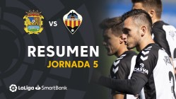 resum fuenlabrada vs cd castellon
