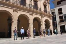 181120 minut de silenci Ajuntament de Castelló