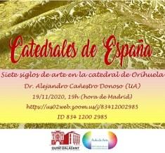 cicle catedres de espanya universitat alacant