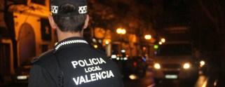denuncies policia local valencia toc de queda