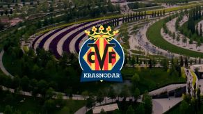 villarreal academy a rusia