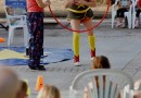 Circ aeri, malabars i pallassos obrin la segona edició del Grau de Circ