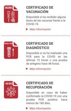 certificat de vacunacio