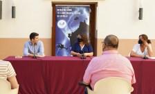20-09-21 Ribes en la presentación Salón del Cómic
