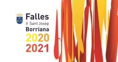 Borriana convoca el concurs del cartell anunciador de les Falles de 2022