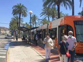 mobilitat tram alacant-