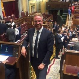 Óscar Clavell Congreso