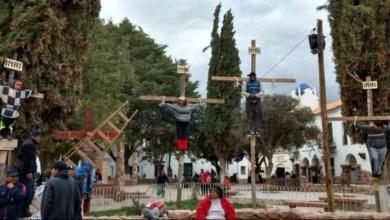 Photo of Crucificaron a un nene de 9 años en Jujuy