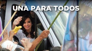 Photo of Unidad Ciudadana lanzó su plataforma con una moderna página web