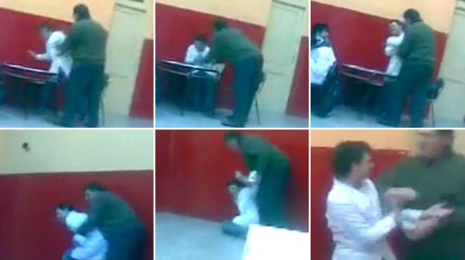 Photo of Funcionario de Cambiemos fue expulsado de una escuela por maltratar alumnos