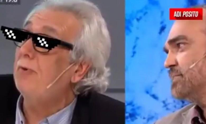 Photo of Artemio López puso en ridículo a Fernando Iglesias en A dos voces