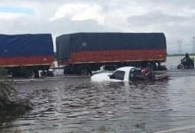 Photo of Mientras las cámaras apuntan a Miami, fuertes inundaciones castigan a la región pampeana